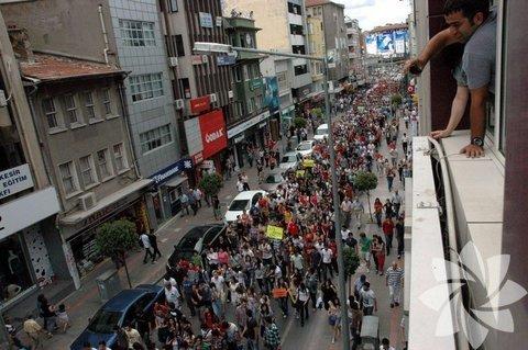 Gezi Parkı Direnişi Balıkesir