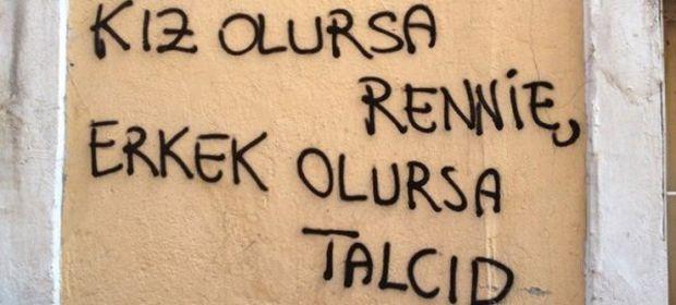 Gezi'nin unutulmayan duvar yazıları
