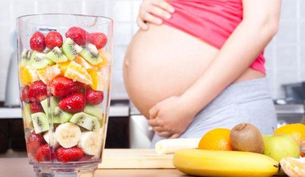 Hamileyken beslenme alışkanlıkları bebeğin sağlığını etkiliyor!