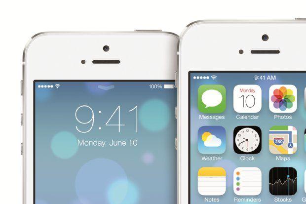 Apple iOS 7 geliyor