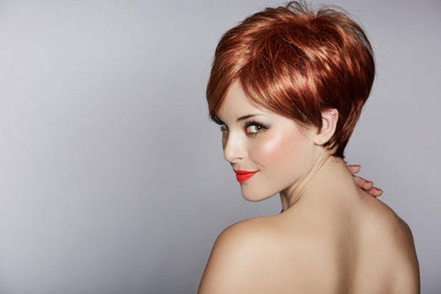 2013 trendi kısa saç modelleri