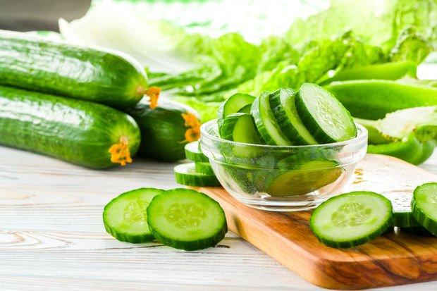 Salatalığın faydaları
