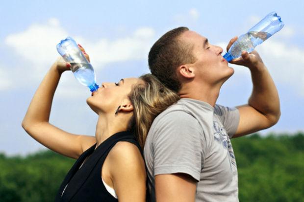 Halsizliğinizin nedeni susuzluk olabilir!