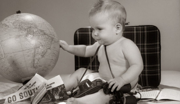 Bebekle seyahat etmenin 21 püf noktası