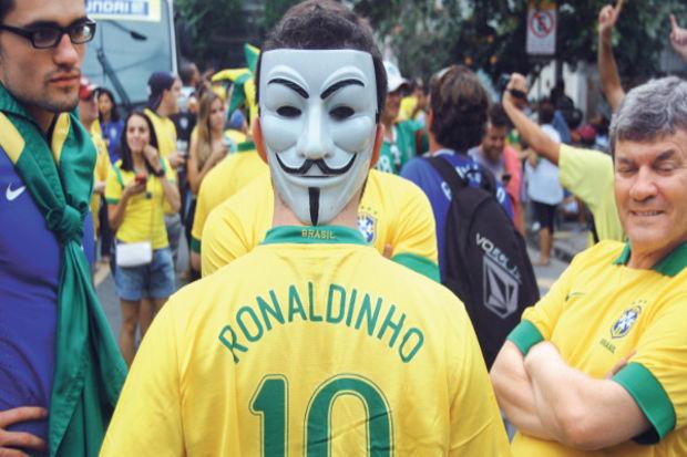 Brezilya'nın iki yüzü...
