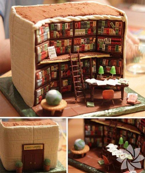 İlginç pastalar