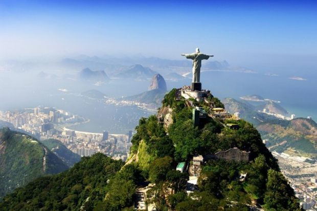 Vizesiz seyahat: Brezilya…