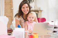 Çalışan anneler vicdan azabı çekmemeli!