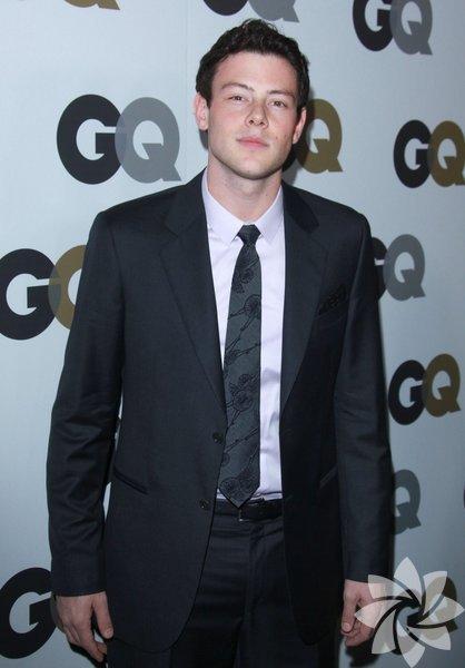 Cory Monteith...