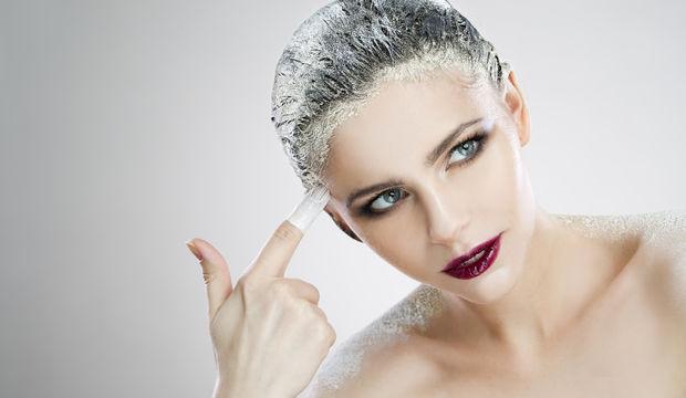 Saçlarınız için maya maskesi