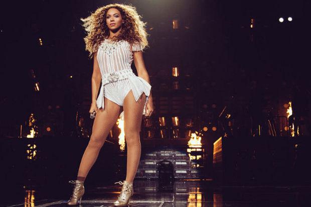 Beyonce'den anlamlı destek!