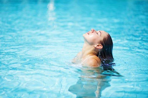 Hidroterapinin faydaları...