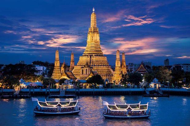 Seyahat önerisi: Bangkok...