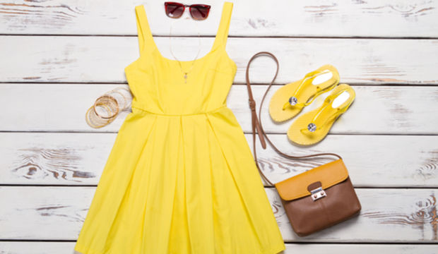 Ünlülerin kurtarıcı yazlık elbiseleri