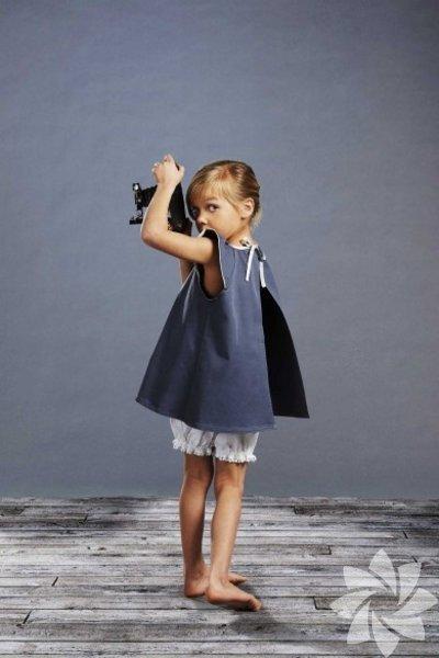 Kız bebekleriniz için kıyafetler...