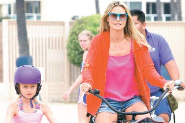 Bisikletli tatil!