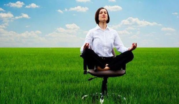 Stresle baş etmeniz için 4 yoga pozu