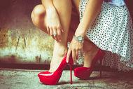 Topuklu ayakkabılar ve tarihçesi...