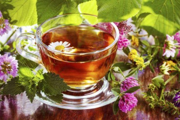 Bitki çayı reçetesi...