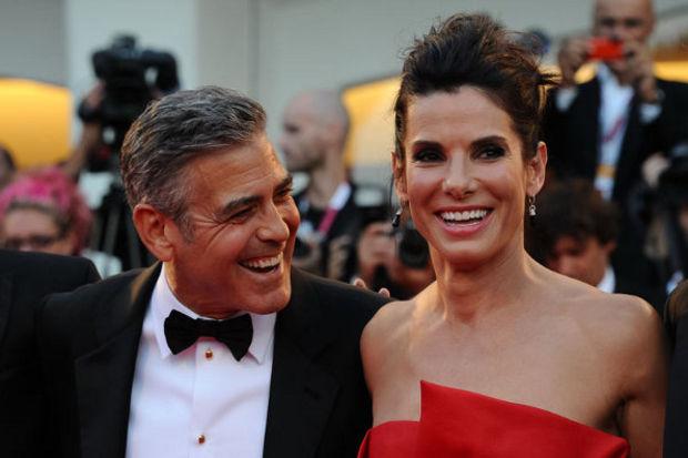 Clooney ve Bullock yakınlaşması…