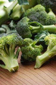 Brokolinin faydaları…