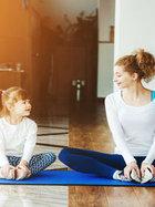 Çocuklarda konsantrasyon bozukluğu için 8 yoga pozu
