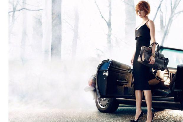 Jimmy Choo reklam yüzü: Nicole Kidman…