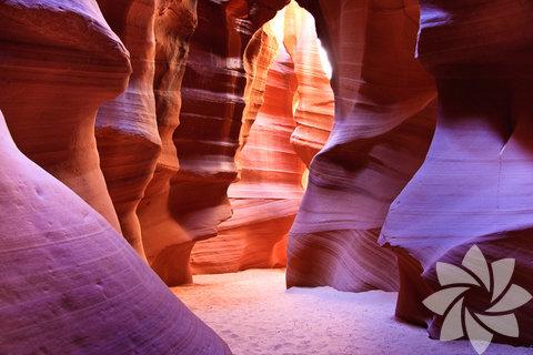 Antilop Kanyonu, Arizona, ABD