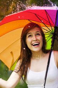 Yağmurlu havaların keyfini çıkarın!