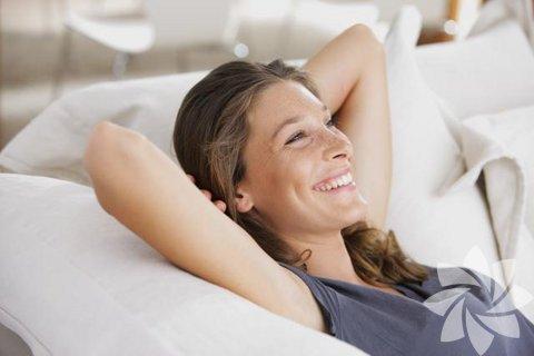 Yorgunsanız... Eğer çok yorgunsanız kendinizi daha da yorup zorlamayın. Öncelikle biraz sakinleşin.