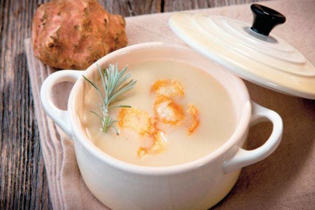Yerelması çorbası…