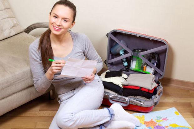 Tatil bavulu hazırlarken bunlara dikkat edin