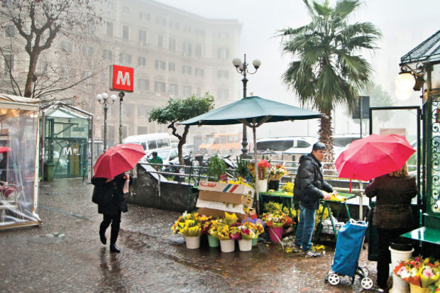 Efsanelerin şehri: Napoli