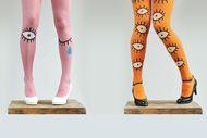 Kış minileri ve çoraplar