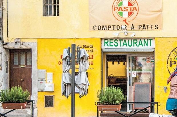 Pastoral bir şehir: Arles
