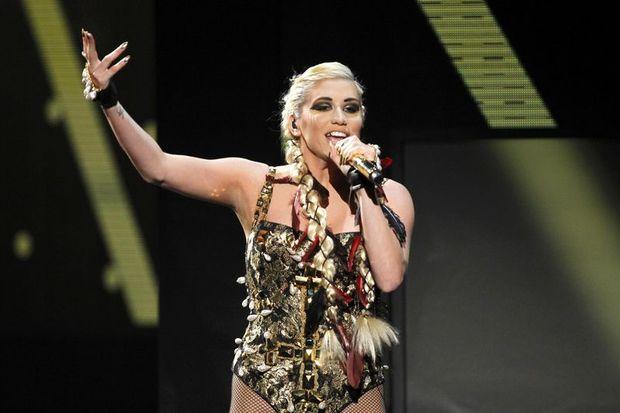 Ke$ha'nın konseri yasaklandı