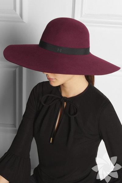 Kış şapkaları...