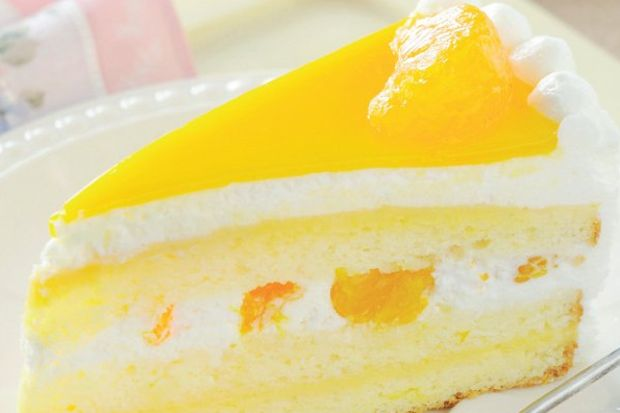 Portakallı kolay cheesecake