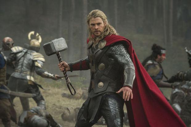 Evreni kurtaran 'Thor'