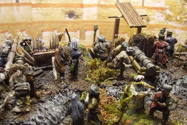 Alman antikacıdan Osmanlı ordusu