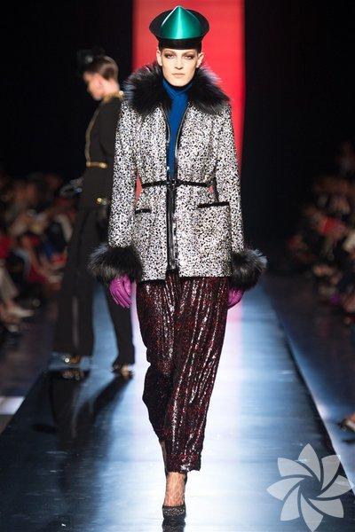 Jean Paul Gaultier 2013–2014 Sonbahar Kış koleksiyonu