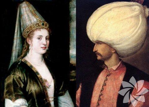 Hürrem Sultan, Kanuni Sultan Süleyman'ı hep rahat ettirdi. Ona karşı hep güler yüzlü, tatlı dilli oldu.