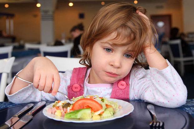 Çocuğum neden sebze yemiyor?