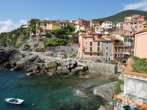 Tellaro, İtalya