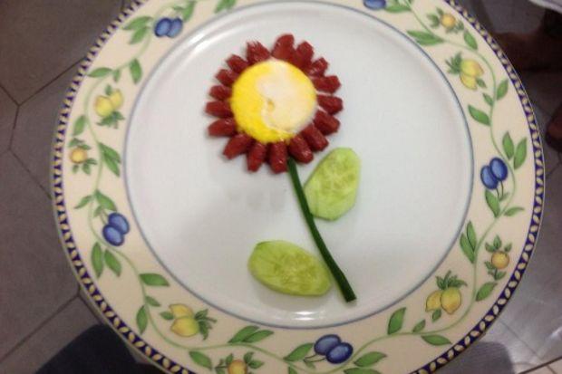 Ayçiçeği yumurta