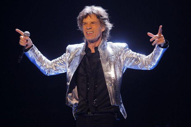 70'lik Jagger'a torun çocuğu