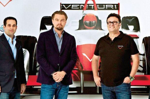 Leonardo formula takımı satın aldı