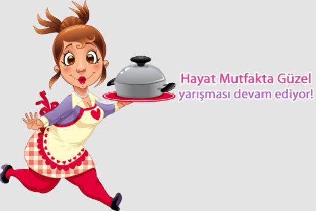 """Aralık ayı """"Hayat Mutfakta Güzel"""" yarışmasına katılın!"""
