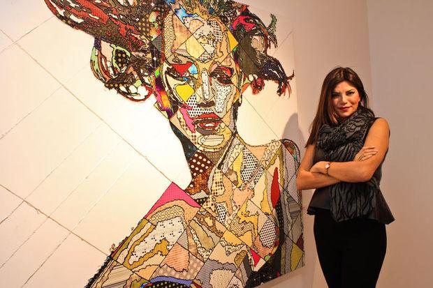 Pınar Du Pre'den  pop-art'a farklı bir bakış