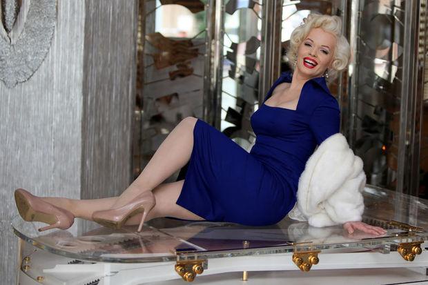 Claudia Rooij:'Marilyn'in tatlı ve masum haliyim
